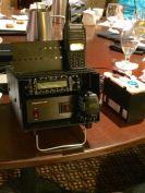 GoBox Radio and case